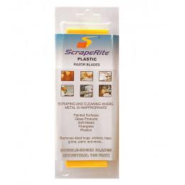 SR 100 ACY - acrylic yellow 100 pack