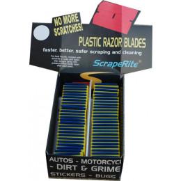 CDB PCB - box of 50 LGYPCB polycarbonate bladed holders