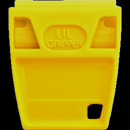 LGY ACY - Acrylic yellow single bladed holder