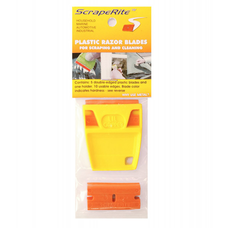 SR 5 LGY GPO - general purpose orange 5 pack w/ holder